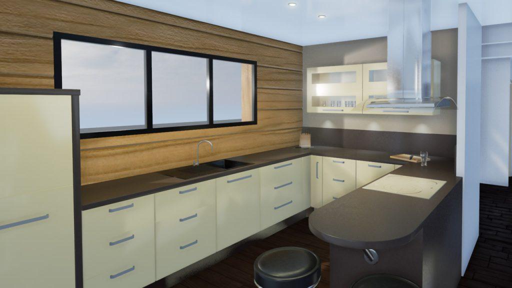 Visite Virtuelle, Cabinet d'architecte
